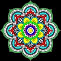 Colour Mandala